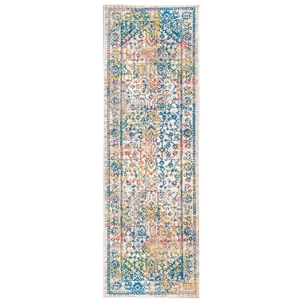 """nuLOOM Valley MUVL01A 2'8"""" x 8' Green Runner, , large"""