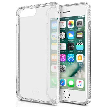 ITSkins Spectrum Clear Case for Apple iPhone 7 / 8 Plus in Transparent, , large