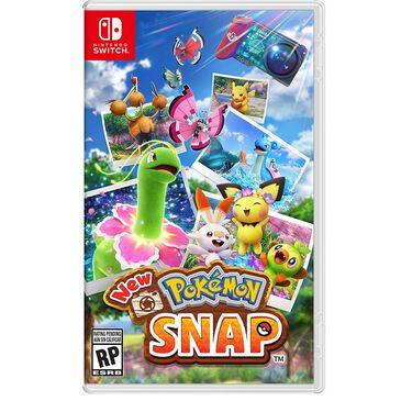 Nintendo NEW Pokemon Snap - Nintendo Switch, , large