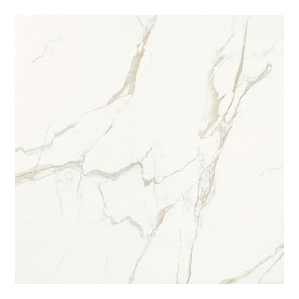 "Eleganza Gemstone Calacatta Oro 24"" x 24"" Porcelain Tile, , large"