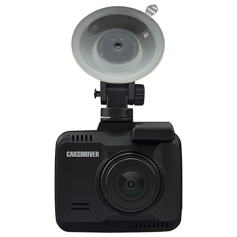 Car and Driver Eye1Pro 2K Ultra HD Dash Cam in Black, , large