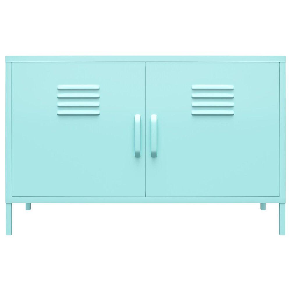 Novogratz Cache 2-Door Accent Cabinet in Spearmint, , large