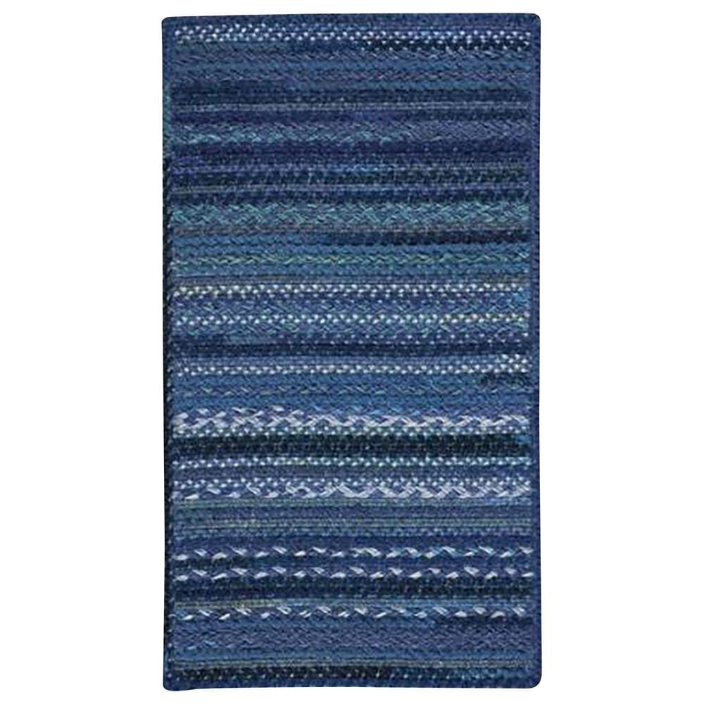 """Capel Bayview 0036-470 7'6"""" Square Twilight Blue Area Rug, , large"""