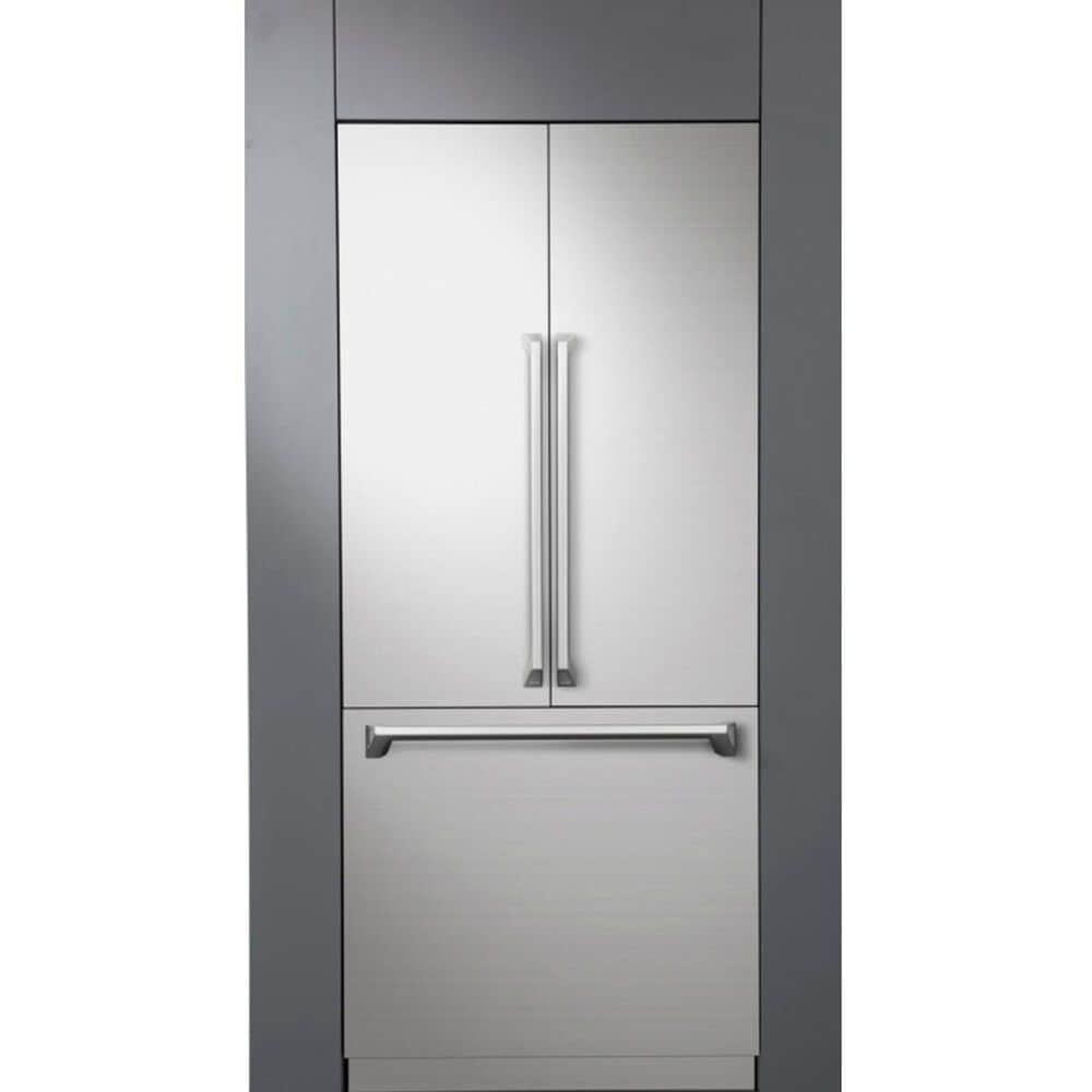 """Dacor Heritage 36"""" Built-In French Door Refrigerator in Panel Ready, , large"""