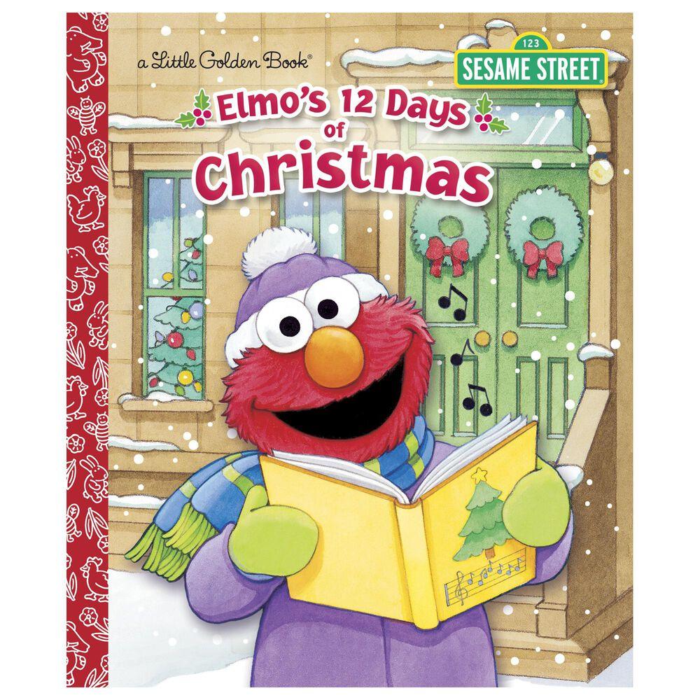 Elmo's 12 Days of Christmas, , large
