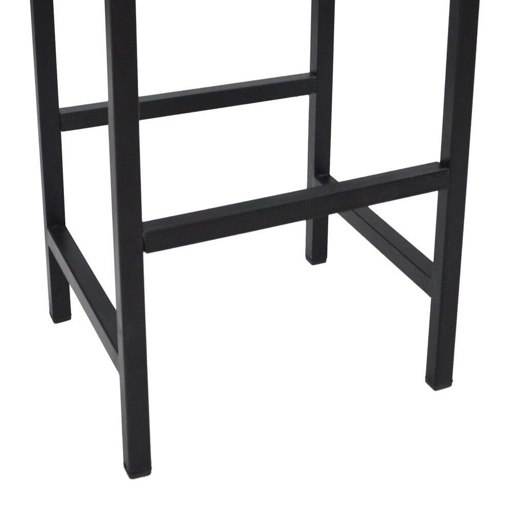 """Carolina Chair and Table Aileen 24"""" Counter Stool in Chestnut/Black, , large"""
