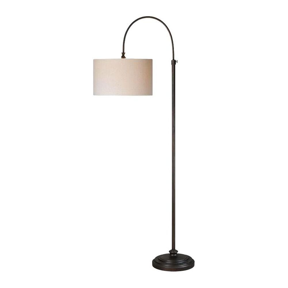 Southern Lighting Riley Floor Lamp in Oil Rubbed Bronze, , large