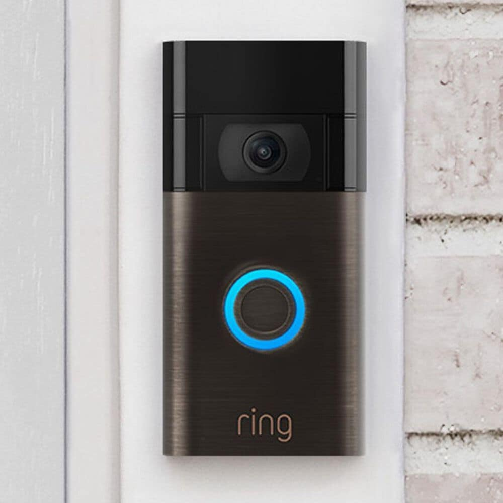 Ring Video Doorbell (2020 Release) in Venetian Bronze, , large