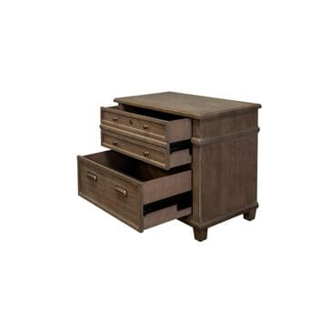 Wycliff Bay Carson Lateral File in Ash, , large