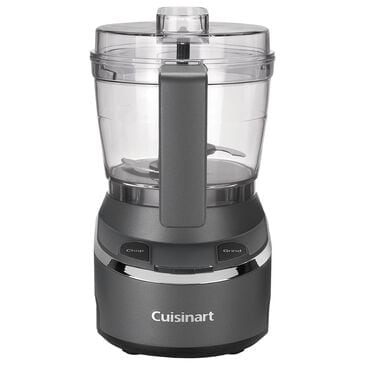 Cuisinart Evolution X Cordless Rechargeable Mini Chopper in Gray, , large
