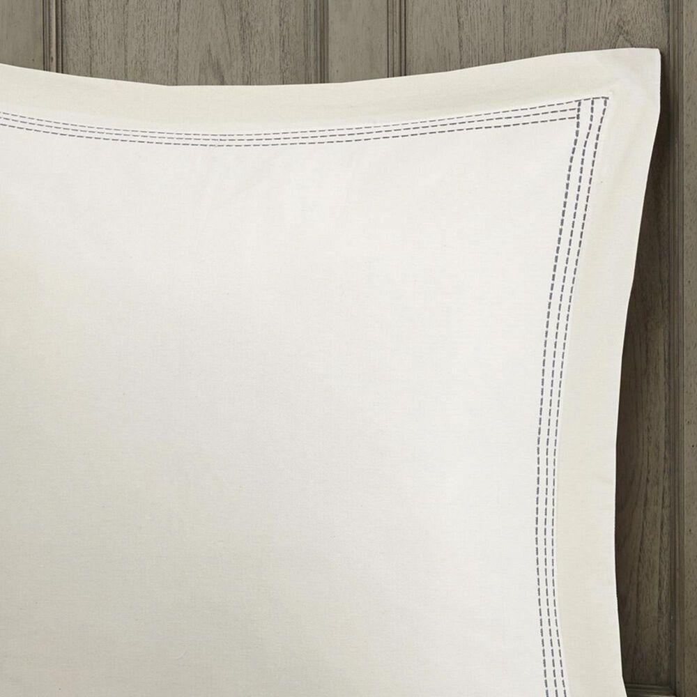 Goldstar Bedding Farmhouse 8-Piece Queen Comforter Set in Blue, , large