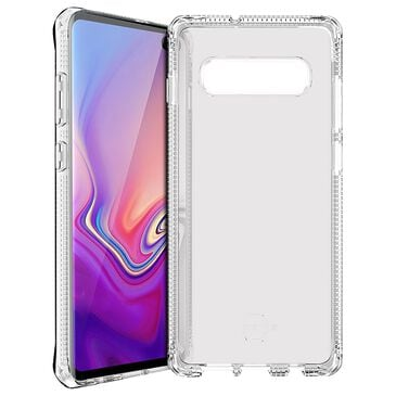 ITSkins Spectrum Clear Case For Samsung Galaxy S10 Plus in Transparent, , large