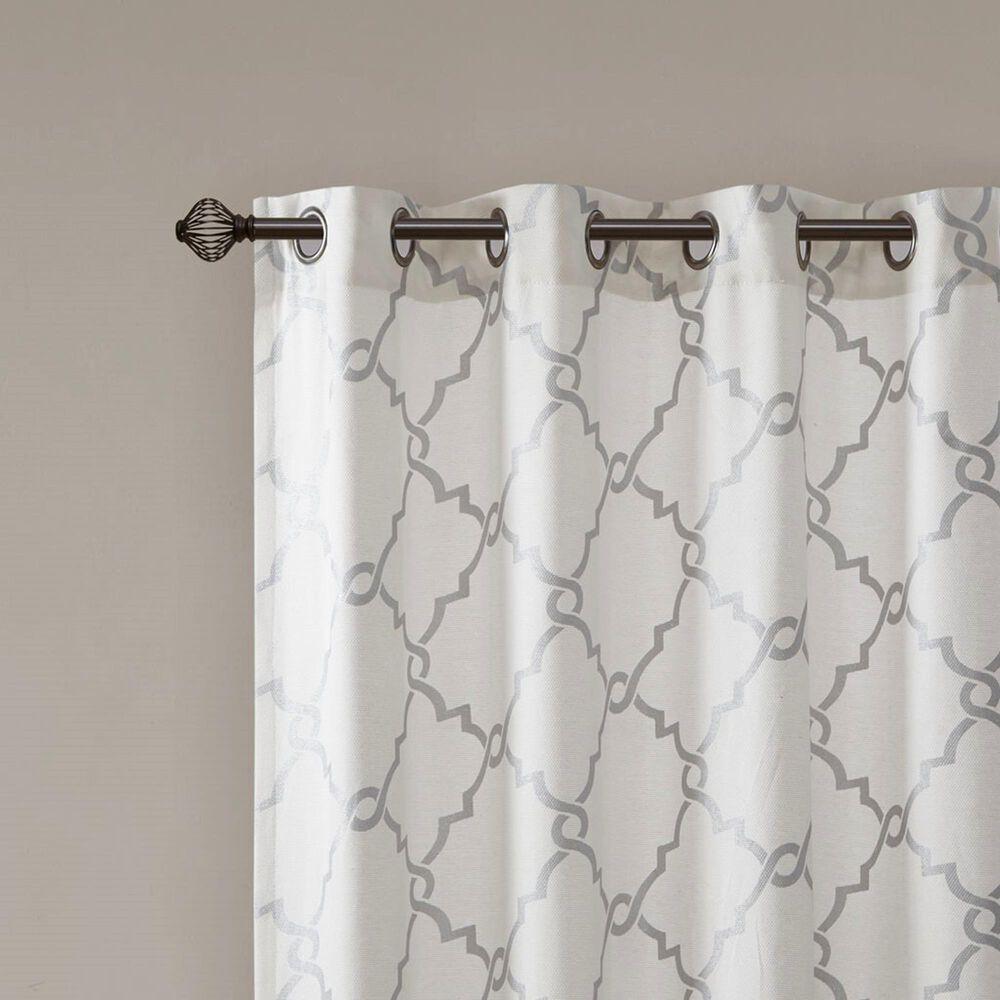 "Hampton Park Saratoga 100"" x 84"" Patio Window Curtain in Ivory, , large"