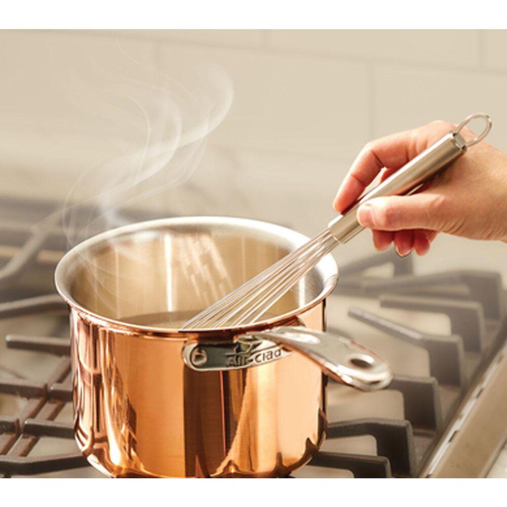 All-Clad c4 Copper 2-QT Sauce Pan, , large