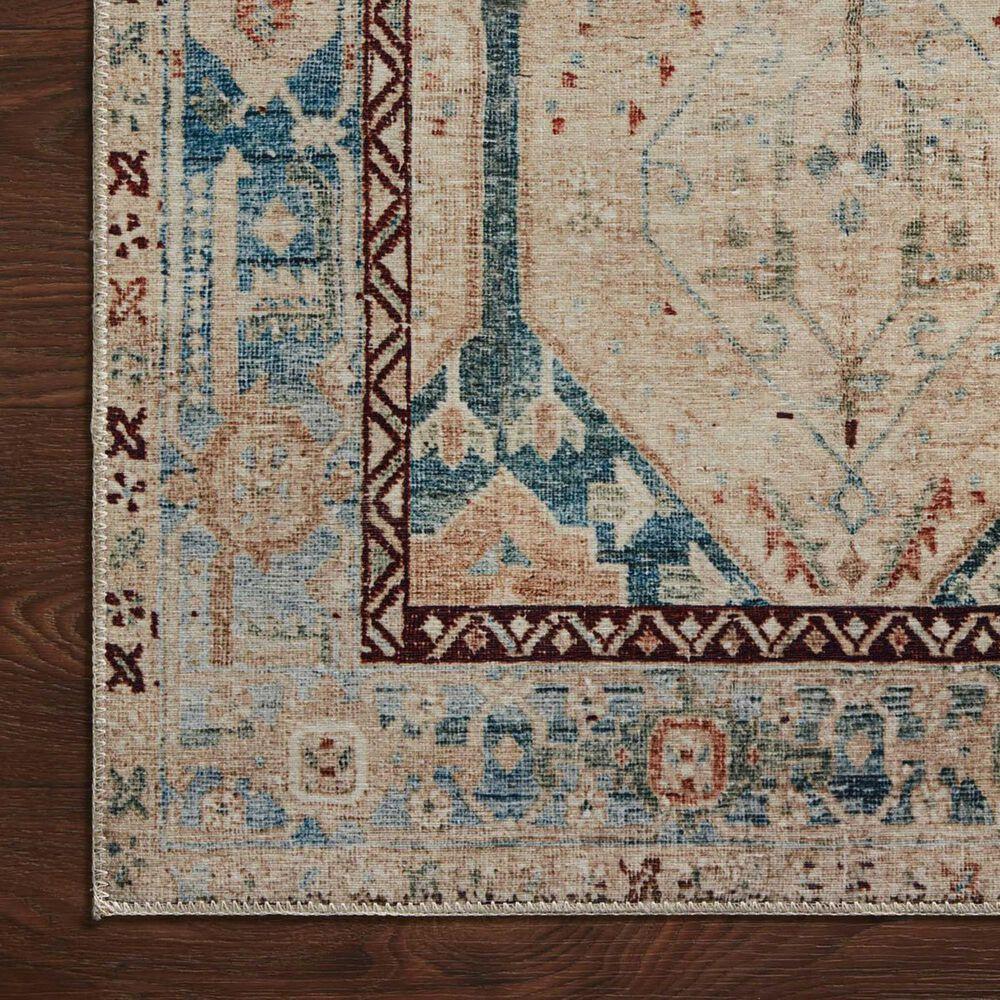 """Magnolia Home Lenna LEA-05 7'6"""" x 9'6"""" Denim and Sand Area Rug, , large"""