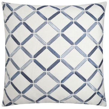 """D.V.Kap Inc 24"""" Feather Down Decorative Throw Pillow in Granville-Marine, , large"""