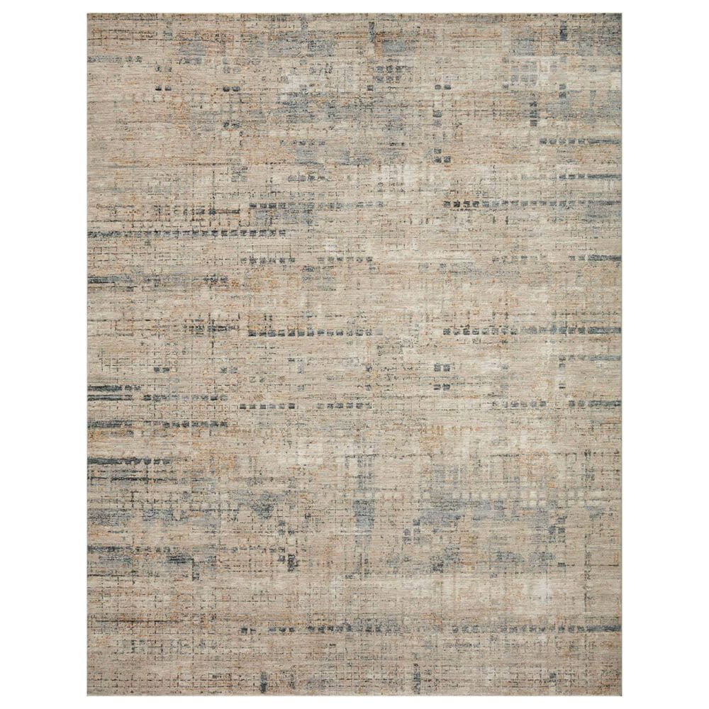 "Loloi Axel 4' x 5'7"" Stone and Sky Area Rug, , large"