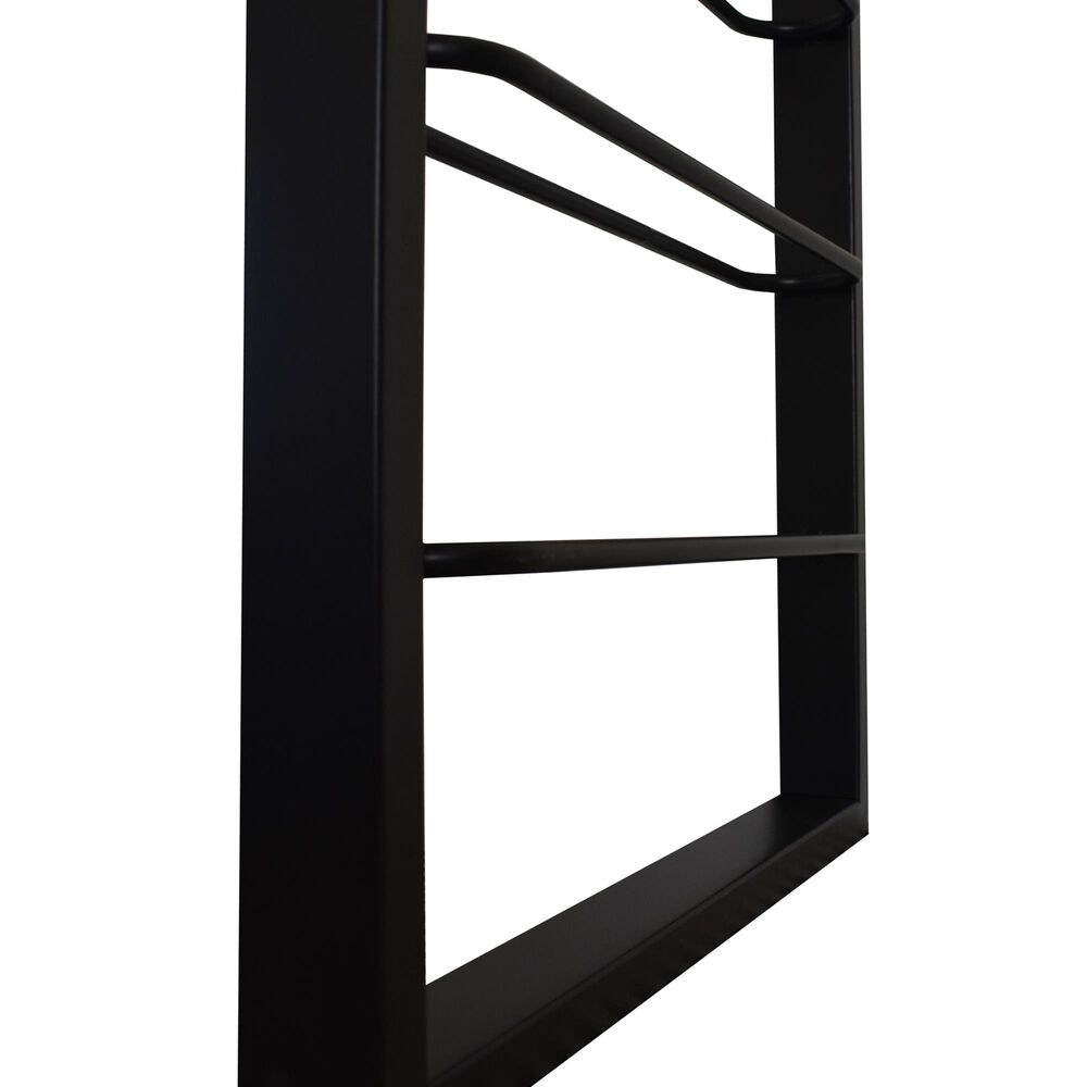 Moe's Home Collection Bacchus Wine Rack in Black, , large