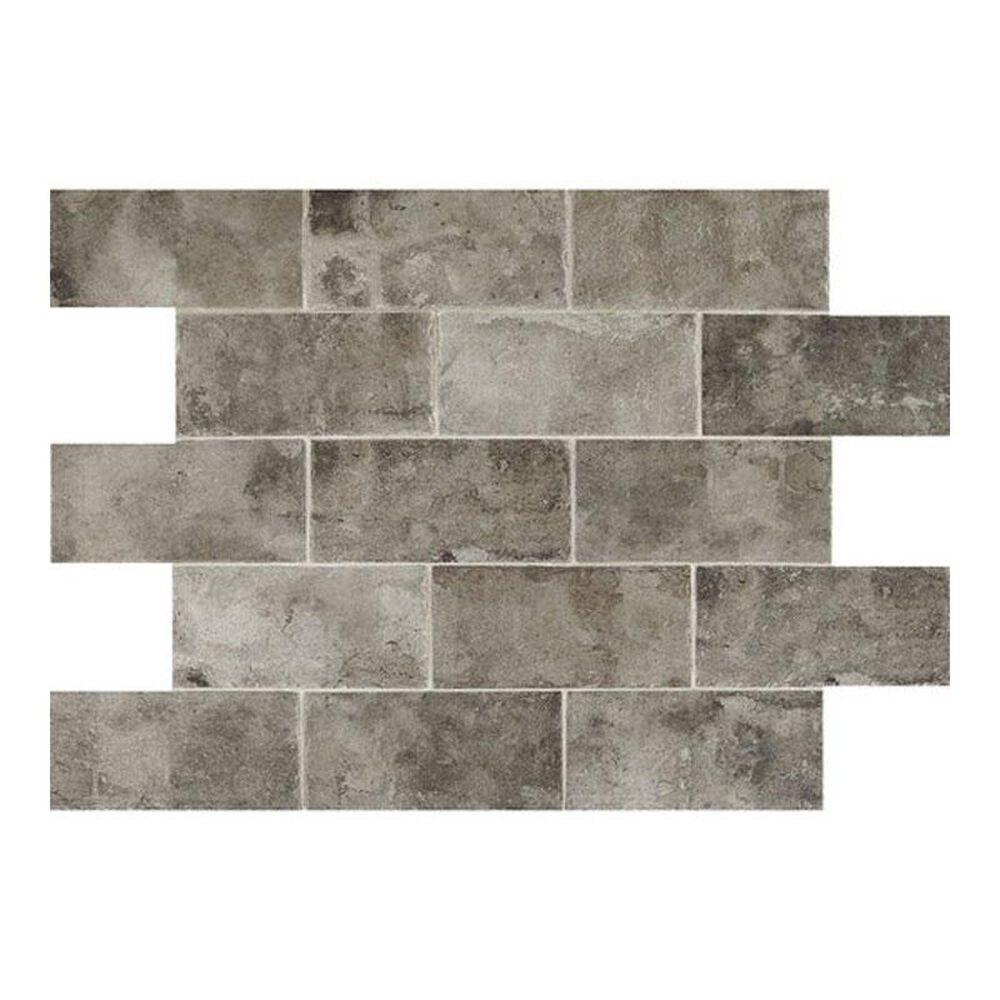 "Dal-Tile Brickwork Alcove 4"" x 8"" Ceramic Tile, , large"