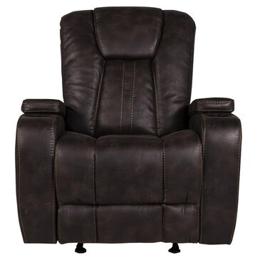 Inspirations Glider Recliner in Cafe, , large