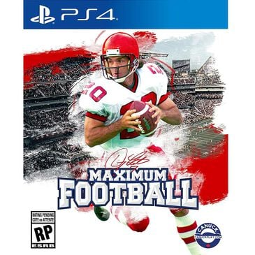 Doug Flutie's Maximum Football 2020 - PlayStation 4, , large