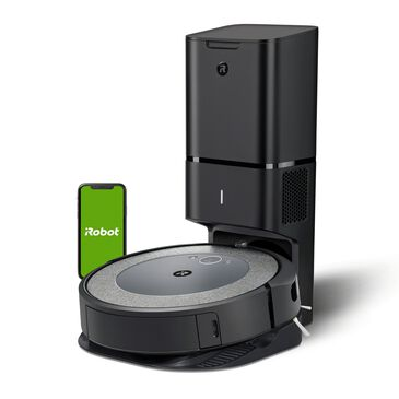 iRobot Roomba I3 Wi-Fi Connected Robot Vacuum with Automatic Dirt Disposal, , large