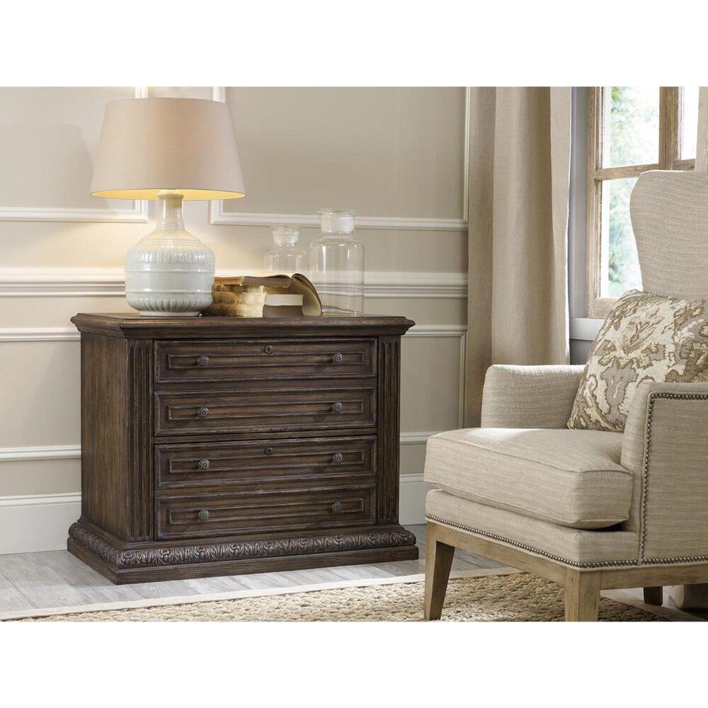 Hooker Furniture Rhapsody Lateral File in Rustic Walnut, , large