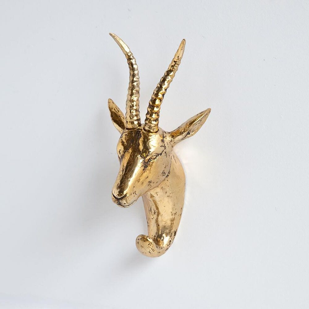 Mercana Dugaleon Ibex Bust with Hook, , large