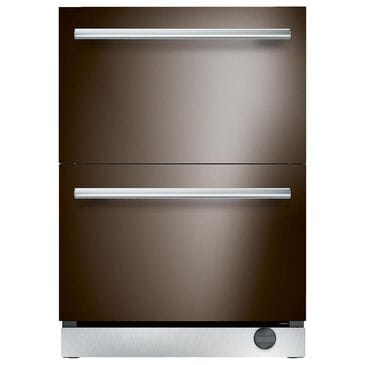 """Thermador 24"""" 4.7 Cu. Ft. Under-Counter Double Drawer Refrigerator, , large"""