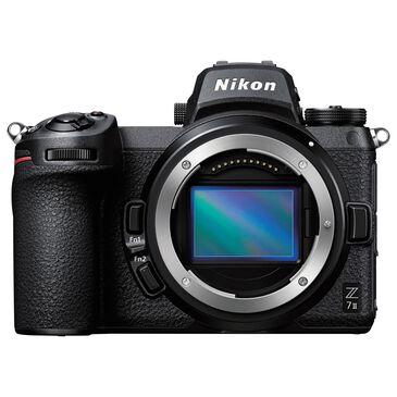 Nikon Z 7II Mirrorless Digital Camera Body Only in Black, , large