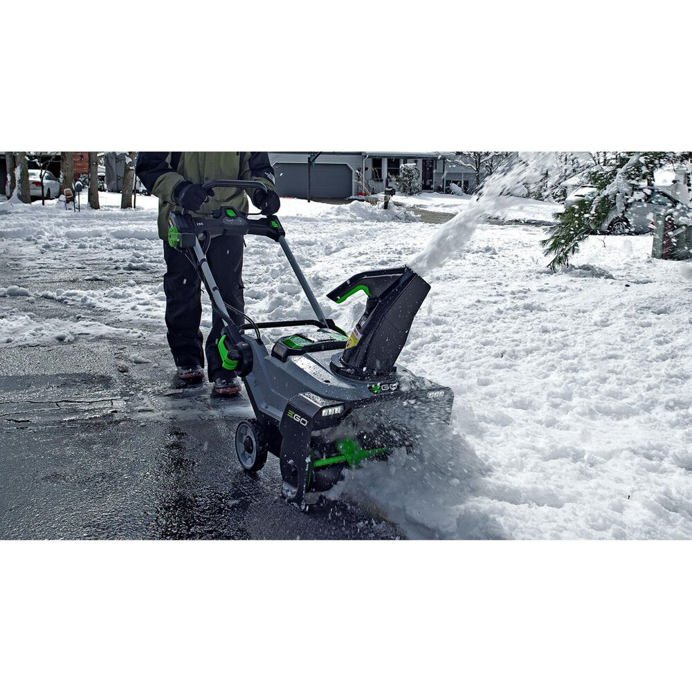 """EGO 21"""" Dual Port Snow Blower Kit with Peak Power, , large"""