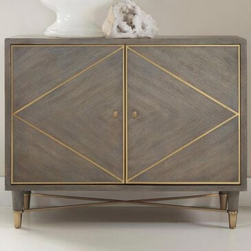 Hooker Furniture Melange Chest in Gray and Gold, , large