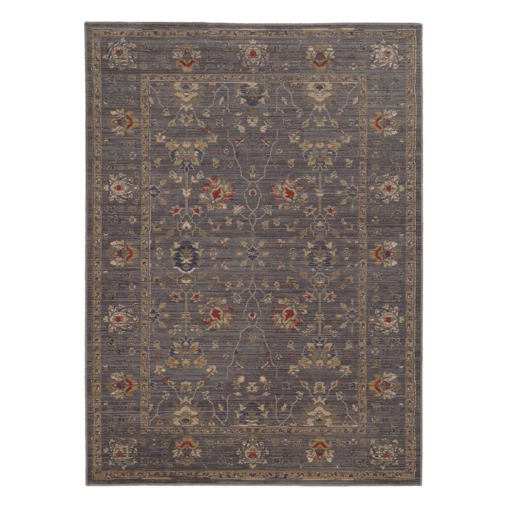 "Oriental Weavers Tommy Bahama Vintage 534K 9'10"" x 12'10"" Blue Area Rug, , large"