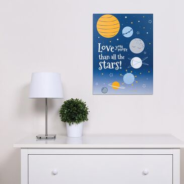 Trend Labs Galaxy Canvas Wall Art in Blue, , large