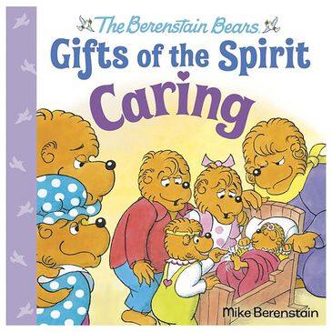 Caring (Berenstain Bears Gifts of the Spirit), , large