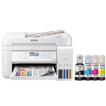 Epson EcoTank ET-3760 All-in-One Cartridge-Free Supertank Printer, , large