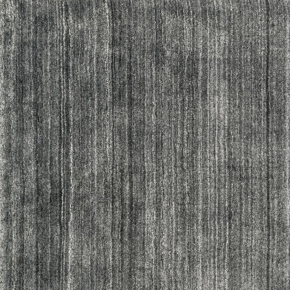 "Loloi Barkley BK-01 7'6"" x 9'6"" Charcoal Area Rug, , large"