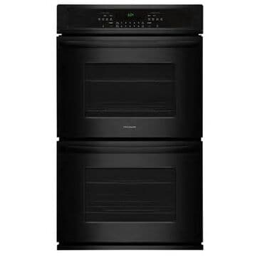 Frigidaire 30'' Double Electric Wall Oven in Black, , large