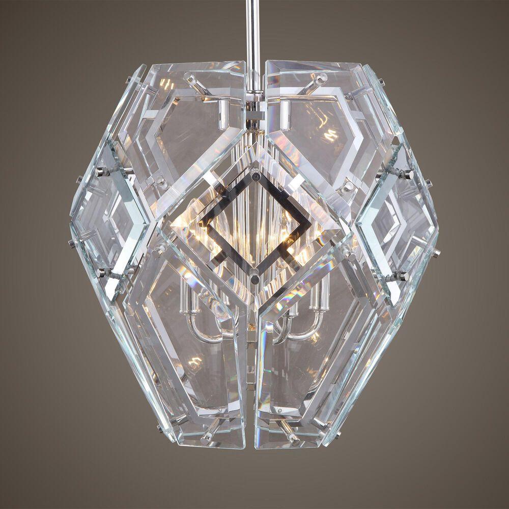 Uttermost Noorvik 4-Light Pendant, , large