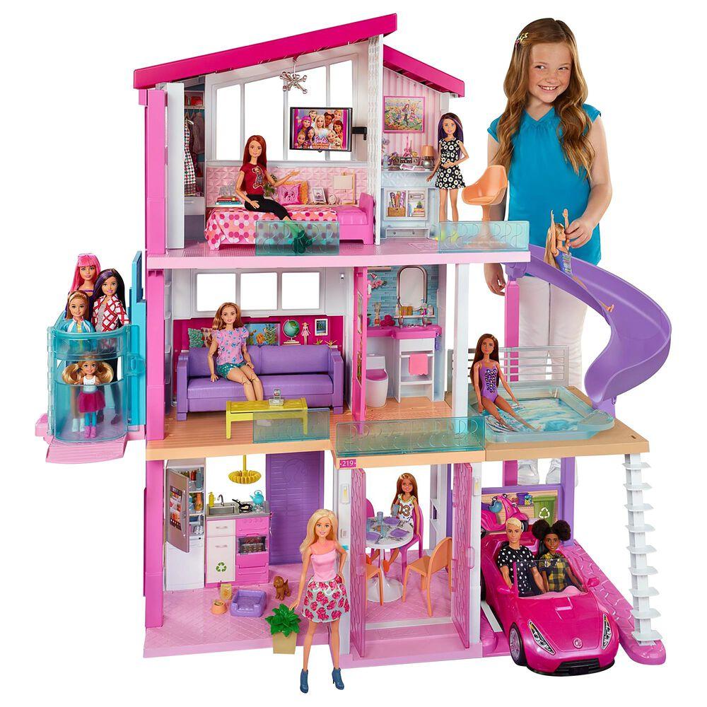 Mattel Barbie Dreamhouse , , large