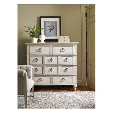 Lexington Furniture Oyster Bay Fall River Drawer Chest in Oyster, , large