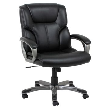 Global Seating High Back Executive Chair in Onyx Black, , large
