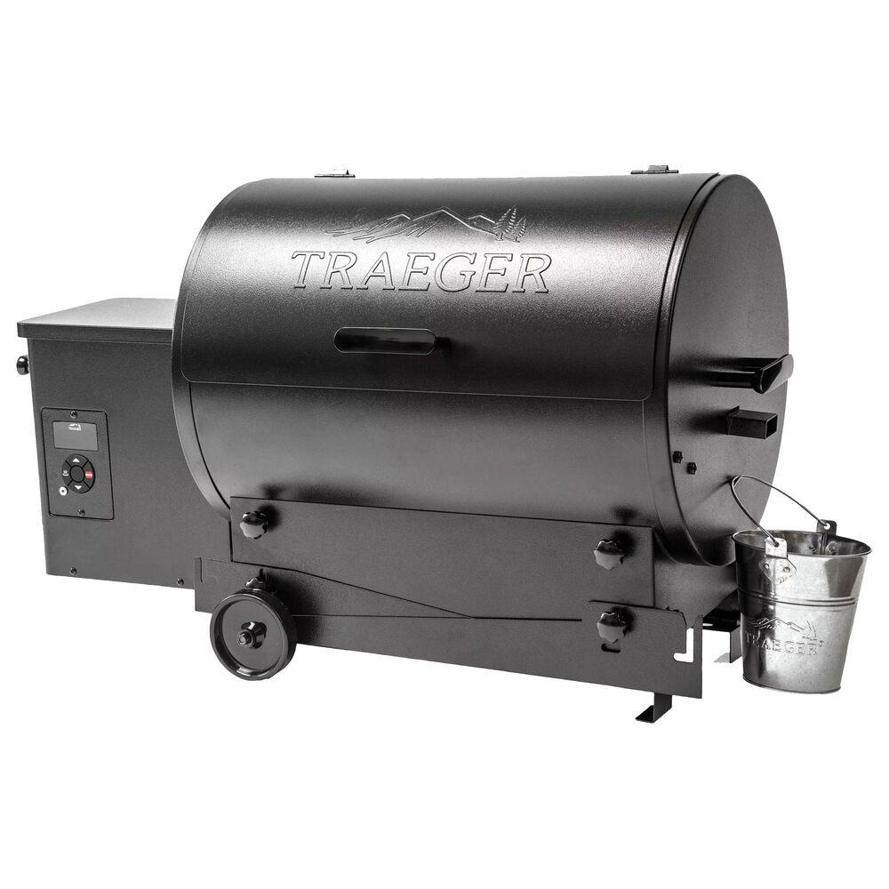 Traeger Grills Tailgater Pellet Grill in Black, , large