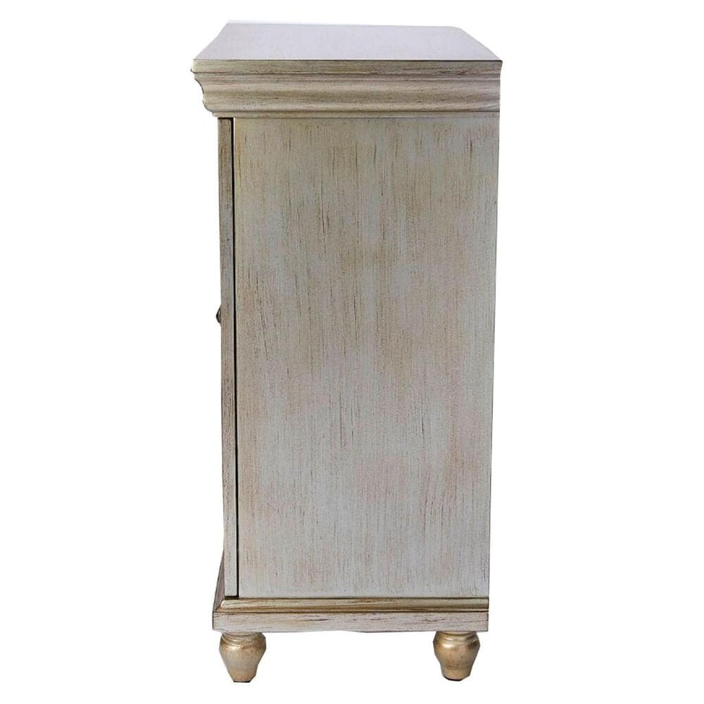 Butler Jocelyn Accent Cabinet in Silver Moon, , large