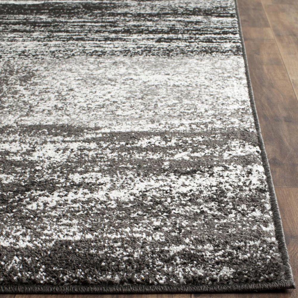 Safavieh Adirondack ADR112A 6' x 9' Silver and Black Area Rug, , large