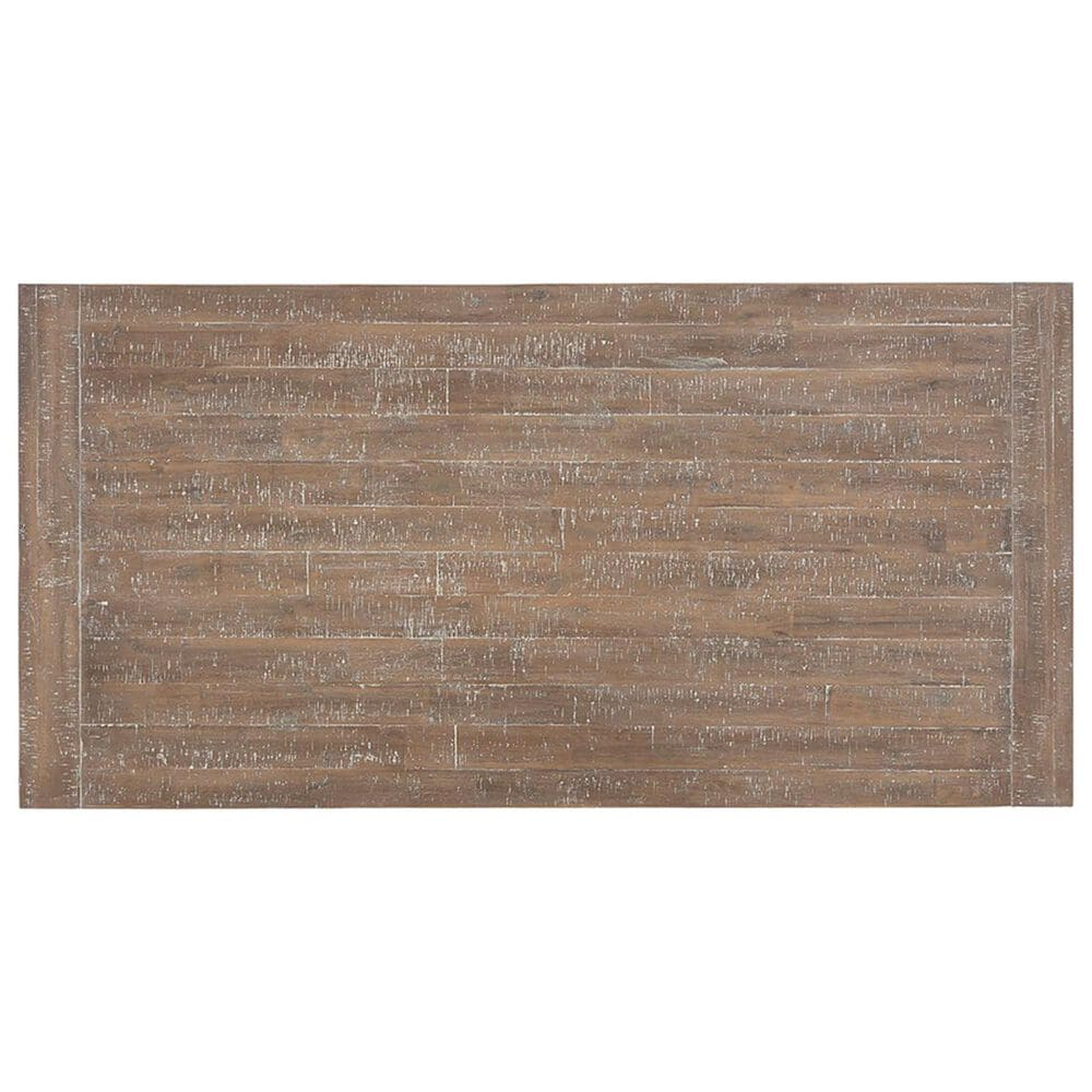 Tiddal Home Teresa Dining Table in Distressed Oak - Table Only, , large