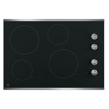 "GE Appliances 30"" Electric Cooktop, , large"