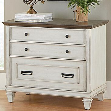 Wycliff Bay Hartford Lateral File in Eggshell, , large