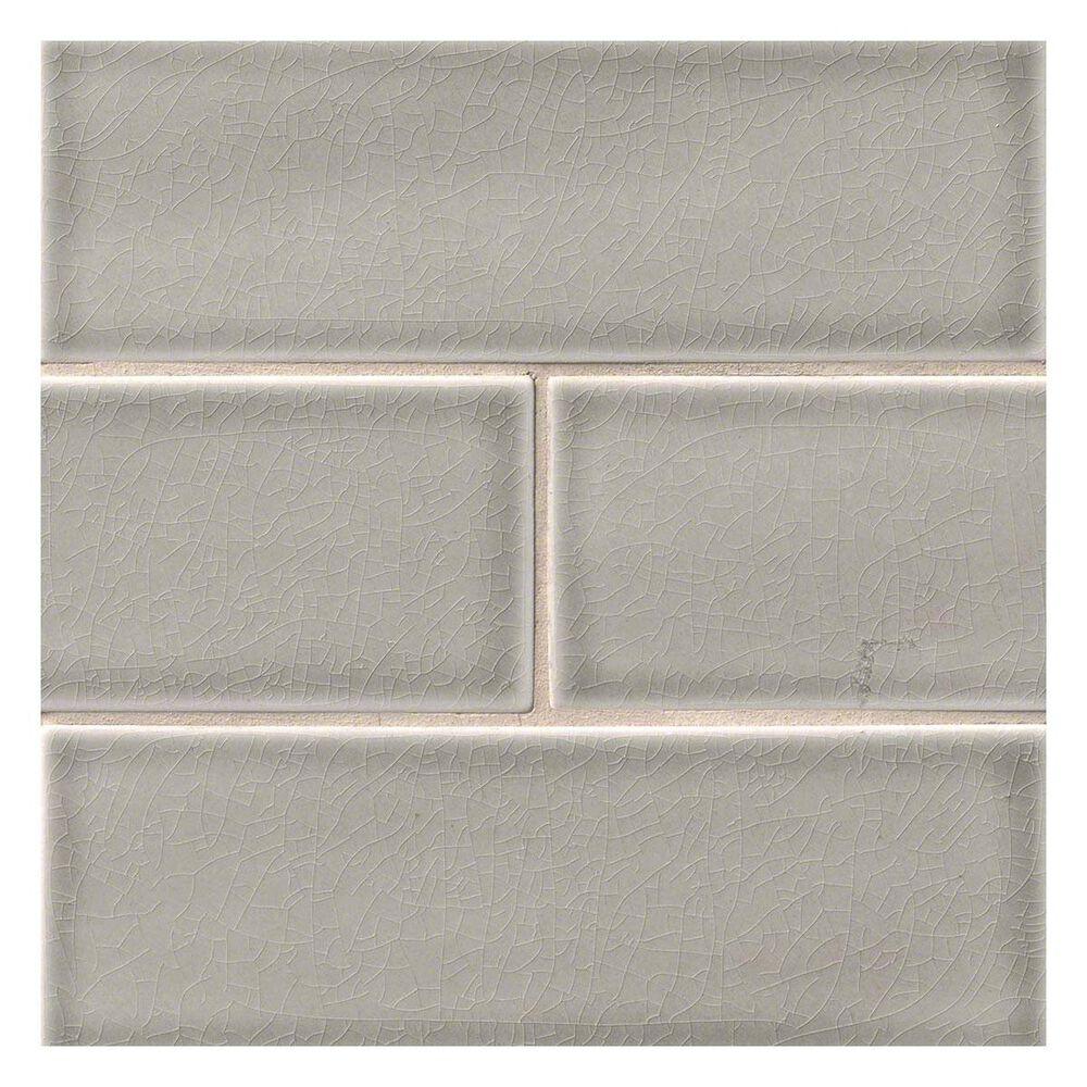 "MS International Subway Dove Gray 4"" x 12"" Ceramic Tile, , large"