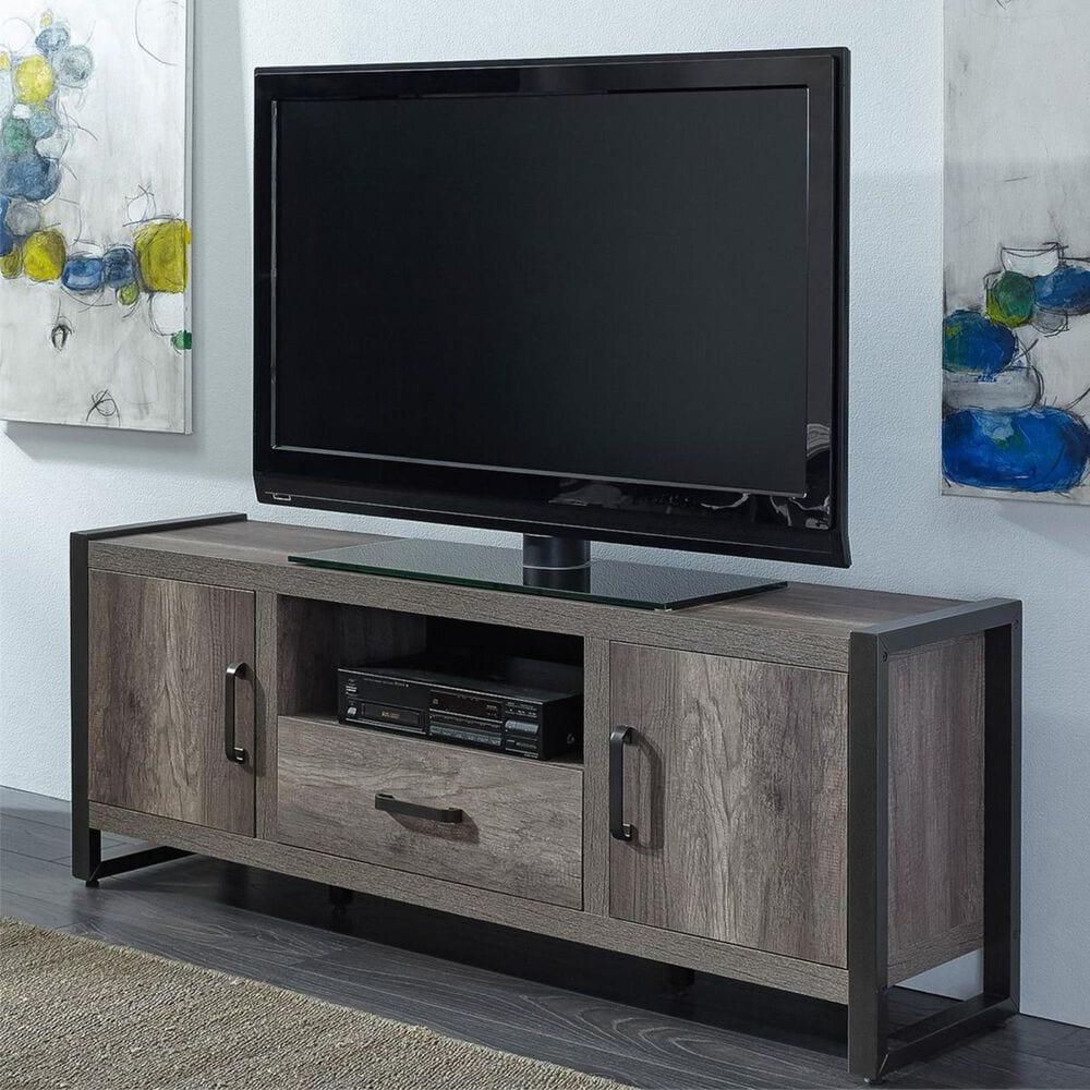 Belle Furnishings Tanners Creek Entertainment TV Stand, , large